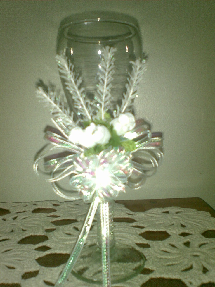 17 best images about decorate champagne glass on pinterest for Copas de champagne