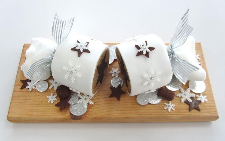 frances quinn christmas cracker cake
