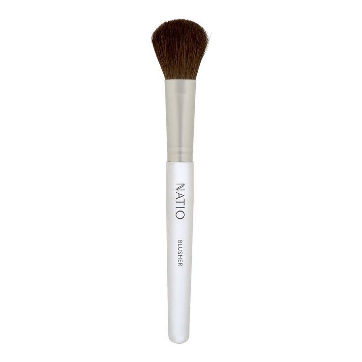 Natio Blusher Brush 1 ea