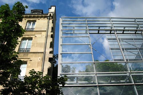 Foundation Cartier - Jean Nouvel