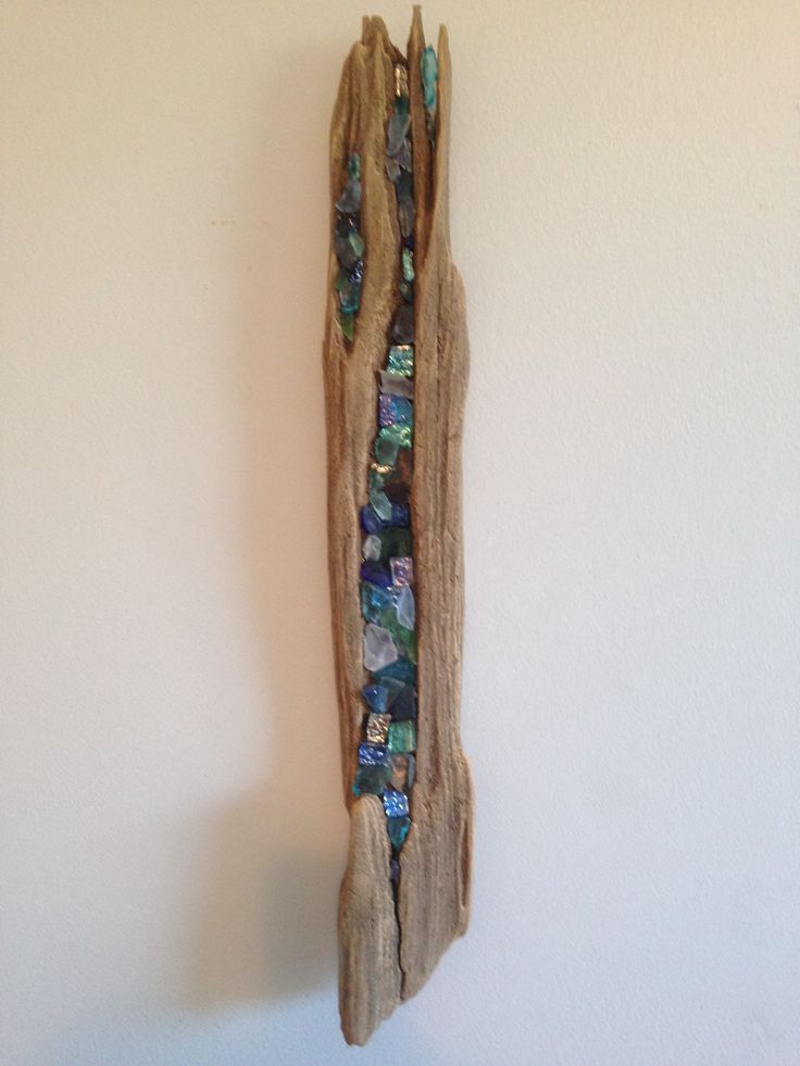 A personal favorite from my Etsy shop https://www.etsy.com/listing/262675400/driftwood-mosaic