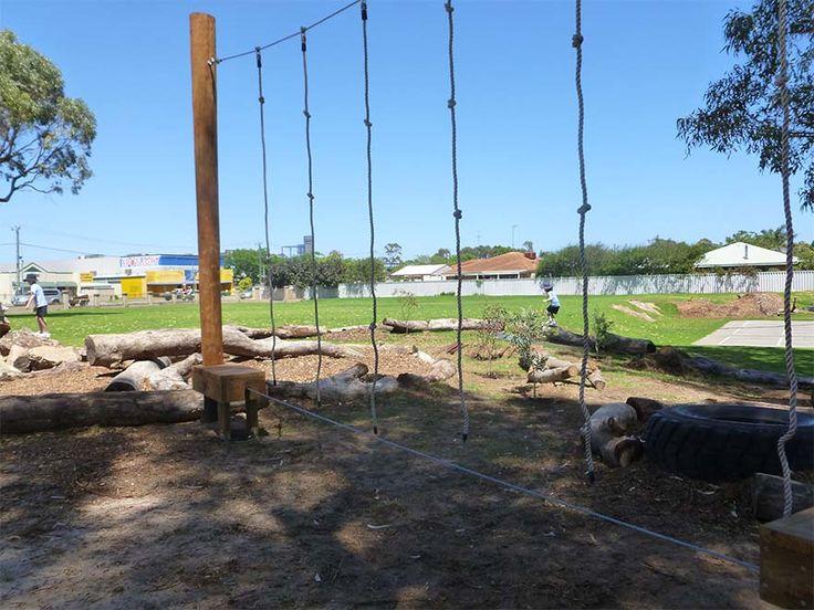 Assumption Catholic Primary School November 2013 #naturalplaygrounds #natureplaysolutions #naturalplayspace