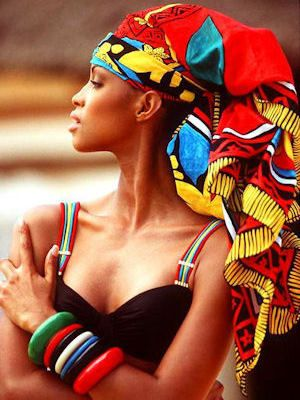 Top Model Africa - The new face of African fashion and beauty