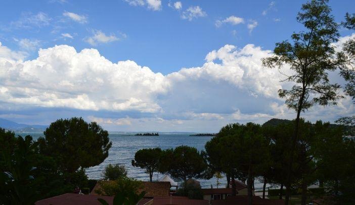 Camping am Gardasee