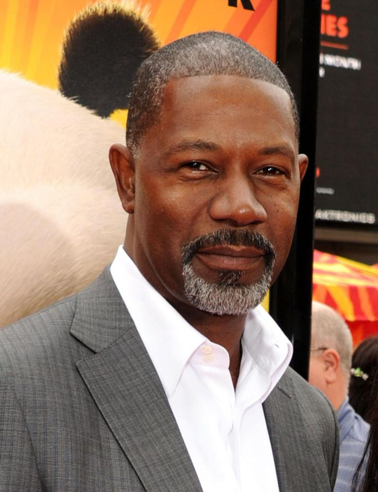 81 Best African American Men With Gray Beards Images On -7395