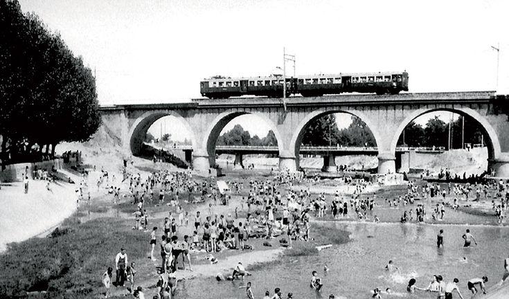 Puente de los Franceses. Madrid