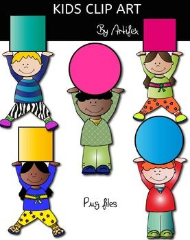 FREE Kids Clipart
