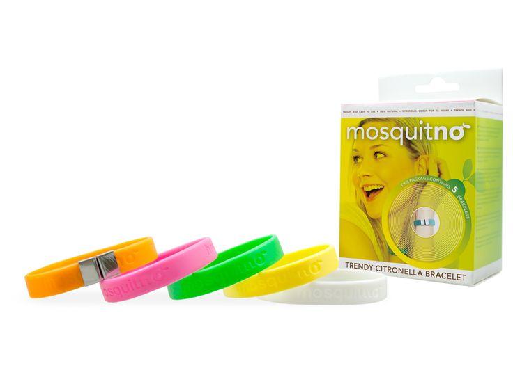 MosquitNo Bracelets - 5Pack