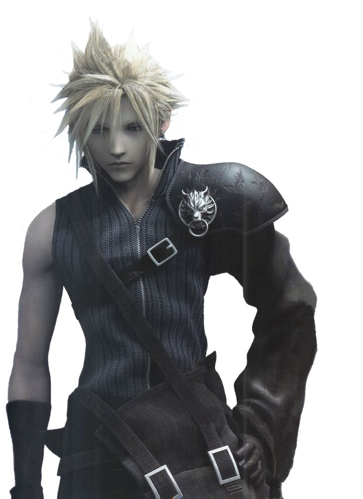anime cloud strife - Google Search