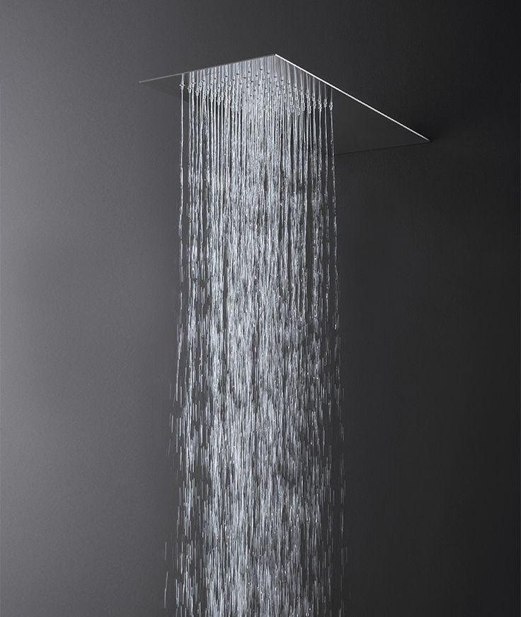 Soffioni doccia Lastra, design Nevio Tellatin