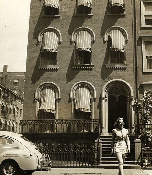 U.S. Mark Twain Residence, 5th Avenue, New York City, 1940
