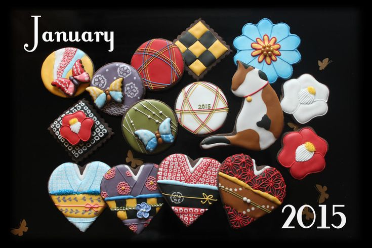 Japanese New Year | Cookie Connection