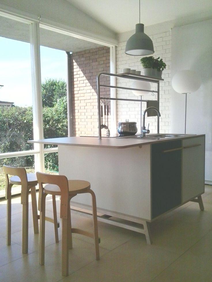 Cucina Monoblocco_Happy Kitchen by Joe Velluto for DESIGNMOOD