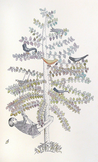 BirdsSwing by cate edwards, via Flickr
