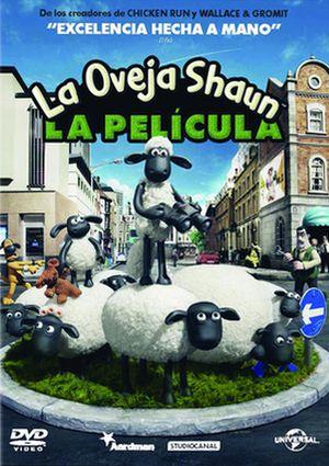 La oveja Shaun: la película - Enlace al catálogo: http://benasque.aragob.es/cgi-bin/abnetop?ACC=DOSEARCH&xsqf99=764445