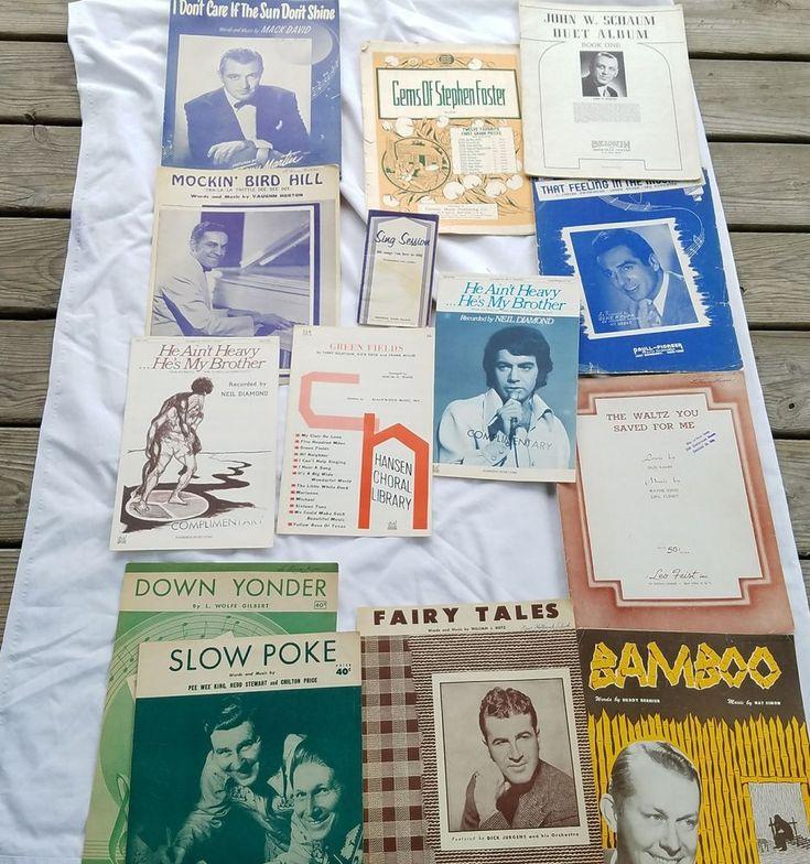 Best 25 Trumpet Music Ideas On Pinterest: Best 25+ Vintage Sheet Music Ideas On Pinterest