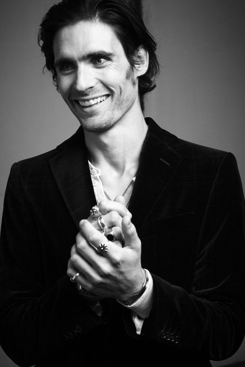 Known to millions as the frontman for The All-American Rejects, rock musician Tyson Ritter shares his soft side with Cotton Candy.Just click the sexy photo loves.  CottonCandyMag.com