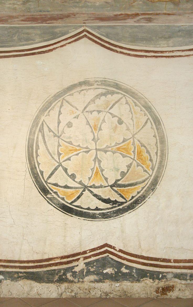 Музей фресок Дионисия - Медальоны - Северная стена, второй к востоку от северных дверей