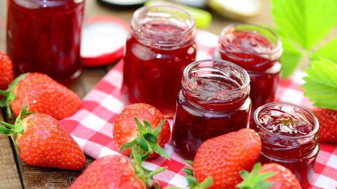 Selbstgemachte Erdbeermarmelade: Thermomix-Rezept
