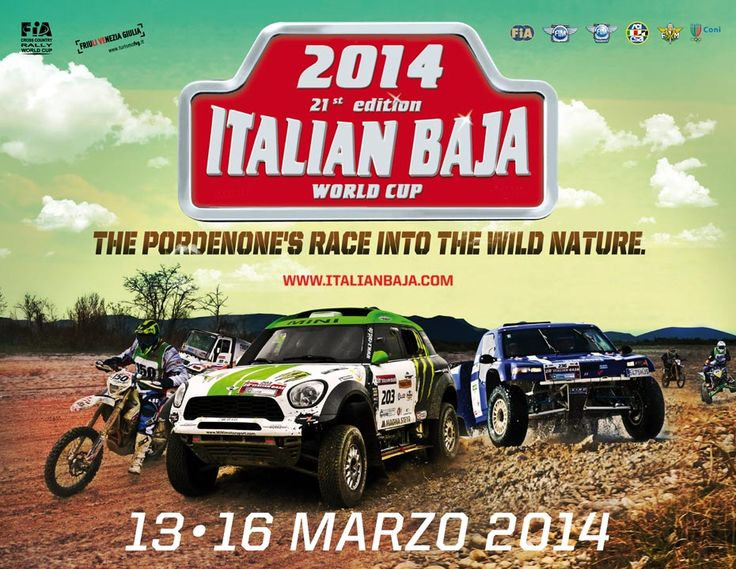 ITALIAN BAJA world cup 21st edition | Concept & Art Direction by D&Co
