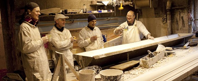 """RYEDALE PLASTERERS - specialists in lime, plasterwork & cornices  """"Time for tea!"""""""