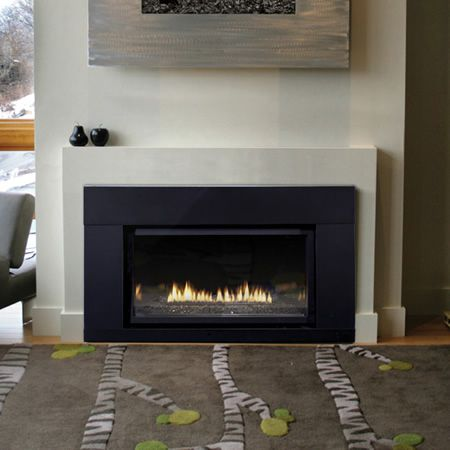 1000 Ideas About Propane Fireplace On Pinterest Ventless Propane Fireplace Open Living Area