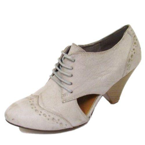 Womens Beige Brogue Lace-Up Cut Out Ladies Block Heel Ankle Shoes Unknown http://www.amazon.co.uk/dp/B0087C182M/ref=cm_sw_r_pi_dp_JAkZtb0KYEEP6Z94