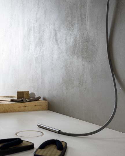 Hydro - designová stěrka vhodná pro prostory jako sauny, wellness, sprchy .... . Na rozdíl od obkladu se nikdy neokouká, protože v jednoduchosti je krása! Přečtěte si detailní info o aplikaci a ceně a barevných variantách na www.3deco.cz