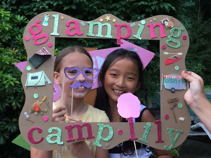 Glamping, Camping, Sleep-over, Birthday, Girl Birthday, Tween Party Birthday Party Ideas | Photo 39 of 78 | Catch My Party