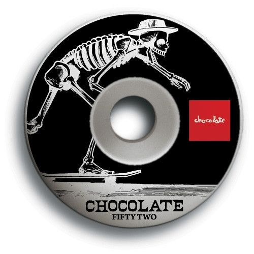Chocolate El Chocolate - White - 52mm