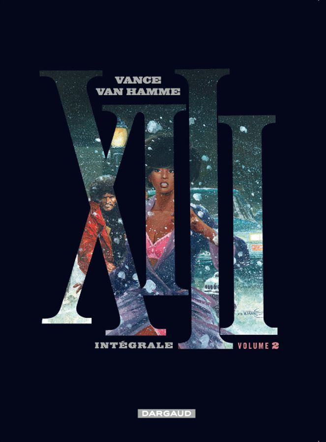 XIII intégrale 2 par Van Hamme et Vance.