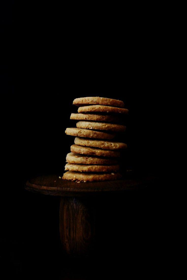 Mela e Cannella: Hazelnut cookies