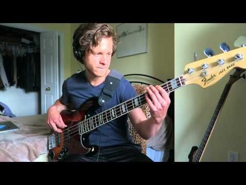 Kenny Loggins - Footloose [Bass Cover] - YouTube