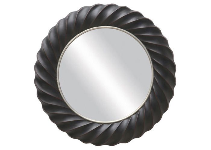 "Furniture Outlet | Chicago, IL Round Mirror (36""D)"