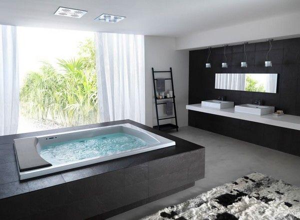 banheiro planejado luxuoso