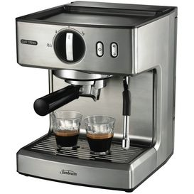 For the Mum that loves an early morning coffee! A Cafe Crema Espresso Coffee Machine from Sunbeam.