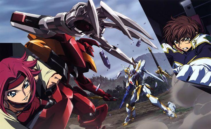 Code Geass, battle, fight