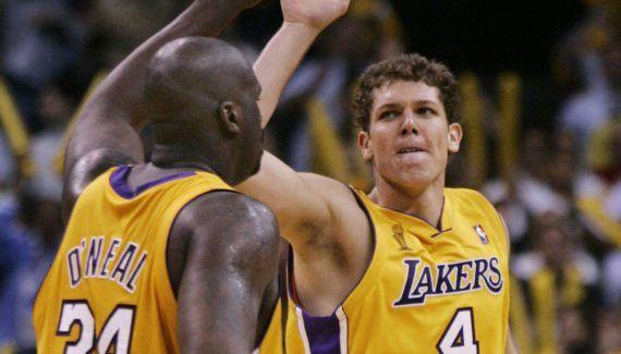 Shaquille O'Neal : «Luke Walton est le seul rookie que je n'ai pas bizuté» -  La nuit dernière, le Heat a fêté le Shaq en retirant son maillot, et c'était à l'occasion d'une rencontre face aux Lakers. Kobe Bryant n'est plus là mais Shaquille O'Neal… Lire la suite»  http://www.basketusa.com/wp-content/uploads/2016/12/shaq-walton-570x325.jpg - Par http://www.78682homes.com/shaqui