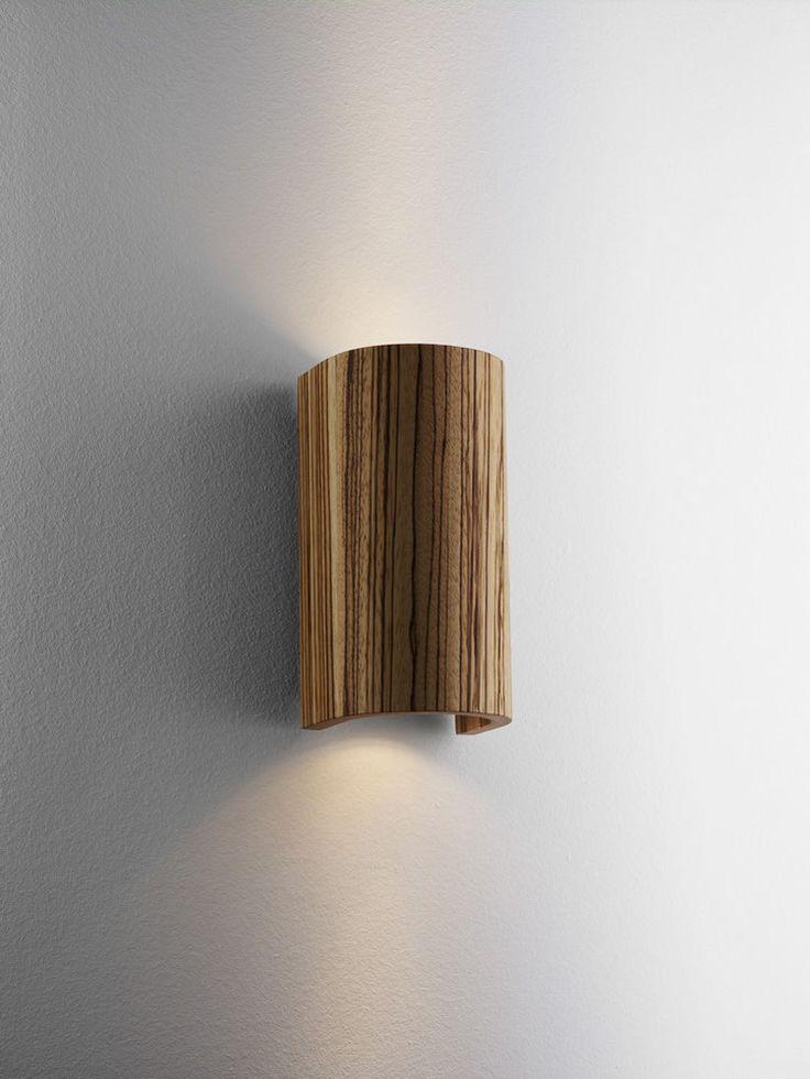 DOMUS 木製ブラケットライト TUBE Bracket