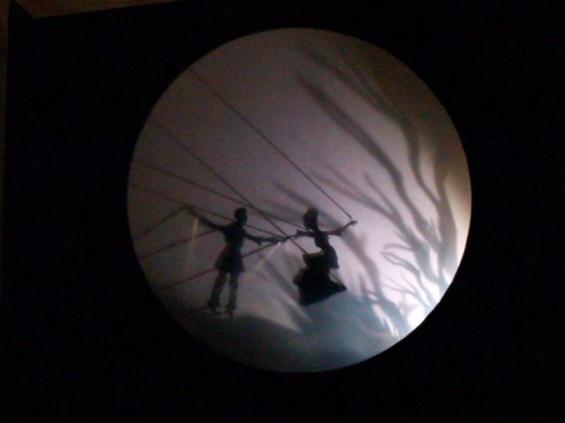 Wir bitten zum Tanz: ein Schattentheater als großes Finale! #gbt1900 - Unterstützer höchst willkommen!