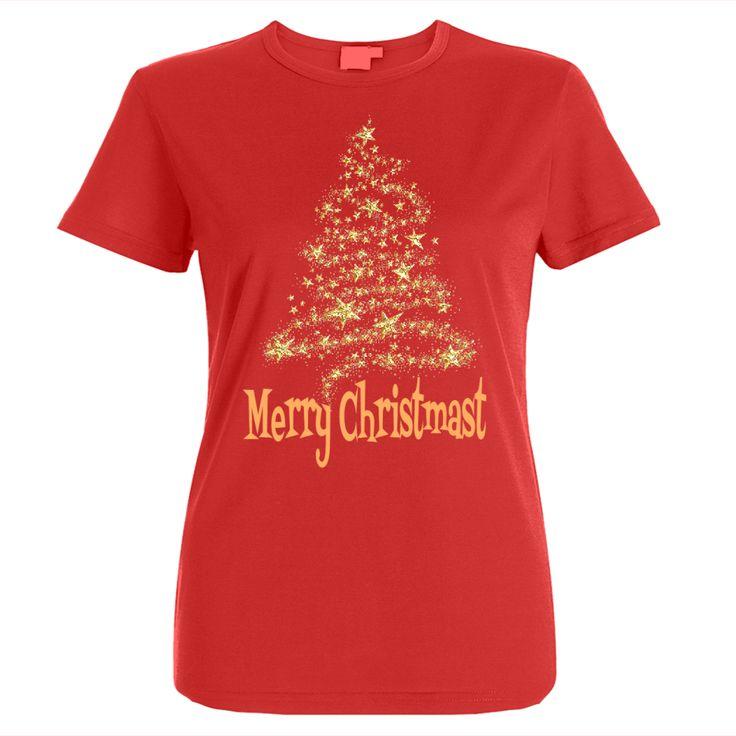 Natal Gold Woman Tshirt  Iman membuat semua mungkin.  Harapan membuat semua bekerja.  Cinta membuat semua indah.  Semoga di hari Natal tahun ini kita mendapatkan ketiganya.   Selamat Natal.  https://blazbluz.com/sayabeli/natal_gold