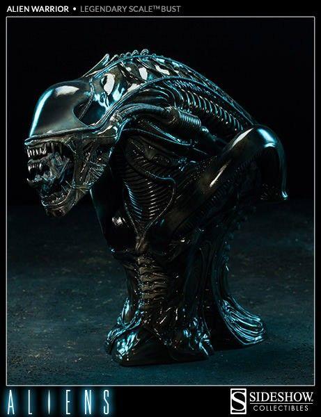Aliens Legendary Scale Bust 1/2 Alien Warrior 34 cm