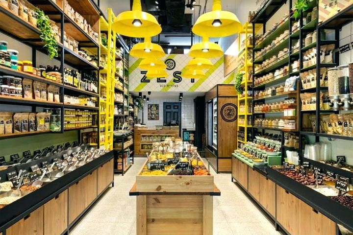 Fast Food Store Design Ideas Awesome Convenience Contemporary