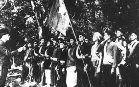 Day of creation of the first force of Viet minh