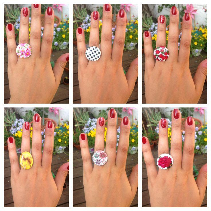 More DIY ~ Ringen maken