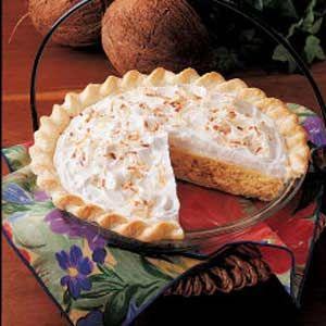 Quick Coconut Cream Pie Recipe: Quick Coconut, Cream Pies Recipes, Coconut Cream Pies Puddings, Amazing Recipes, Angel Feet, Easy Coconut, Cream Angel, Quick Memories Day Desserts, Cream Pie Recipes