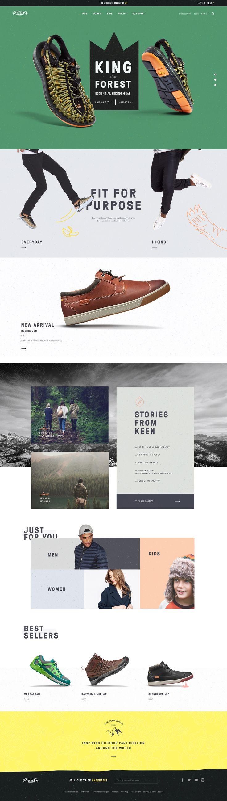 Keen Footwear by ToyFight