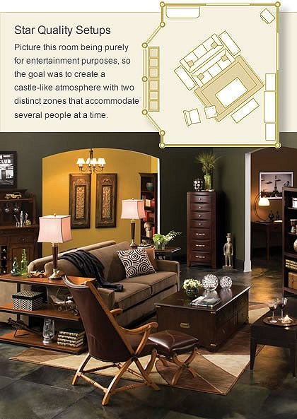 Raymour And Flanigan Furniture Interactive Room Planner