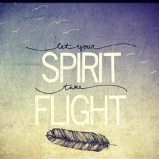 Let your spirit take flight!