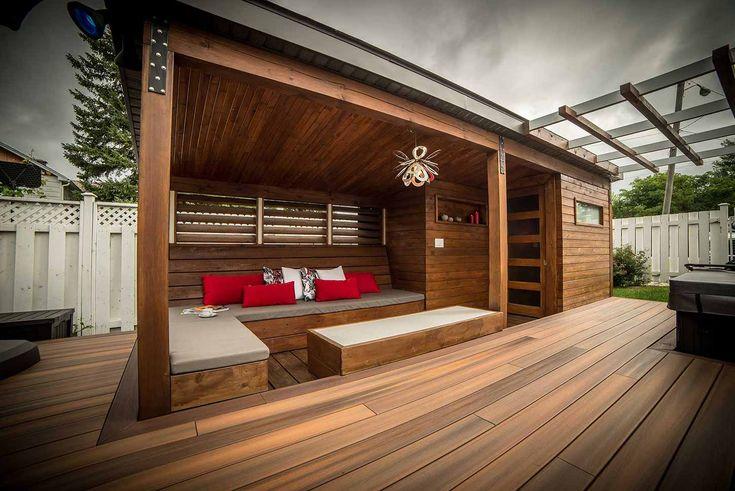 18 best véranda images on Pinterest Balcony, Cottage and Decks